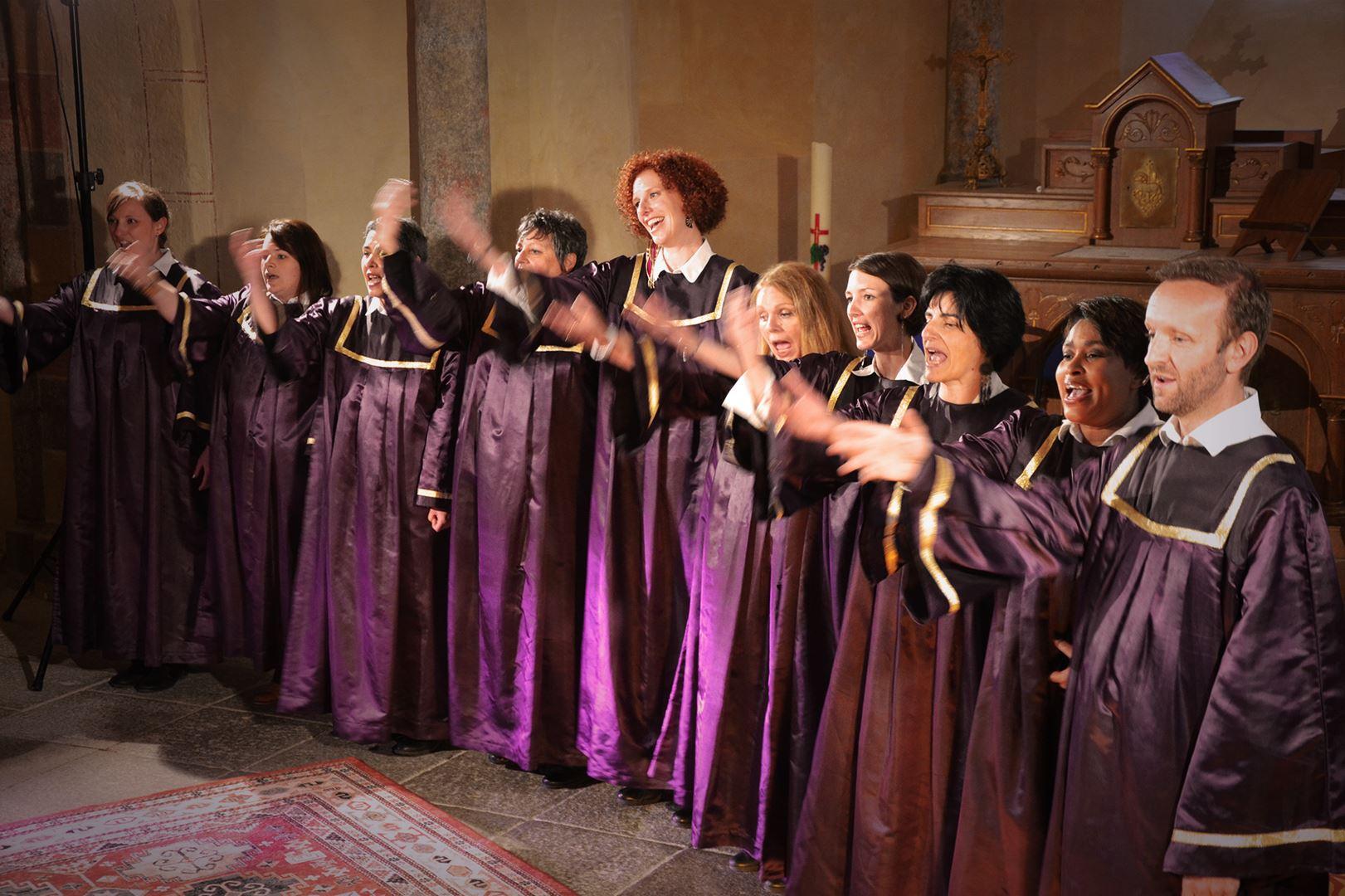 GOSPEL AMAZING SINGERS